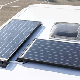 FRANKIA Motorhomes Optional Equipment – Solar System