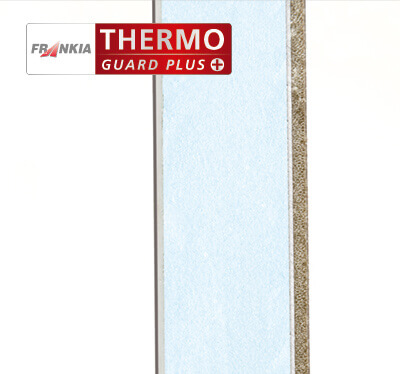 FRANKIA – Wandaufbau Thermo Guard Plus