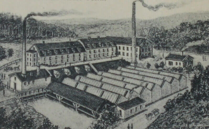 Founded in Marktschorgast by Gustav Gross